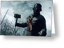 Battlefield 1 Greeting Card