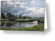 Battlesbridge Greeting Card