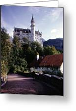 Bavarian Castle Greeting Card