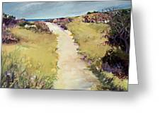 Bay Path Greeting Card