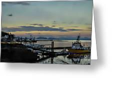 Bay View Greeting Card