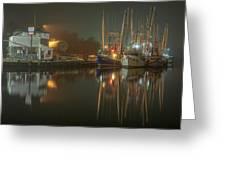 Bayou Fog #2 Greeting Card