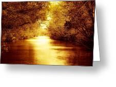 Bayou Heaven Greeting Card