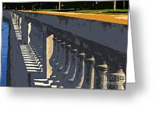 Bayshore Boulevard Greeting Card