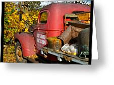 Bayshore Orchards Greeting Card