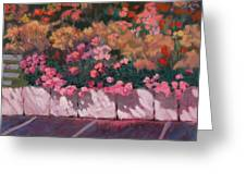 Bayside Flowers Greeting Card