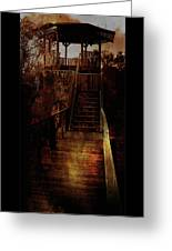 Be There By Sundown Greeting Card