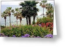 Beach Living Greeting Card