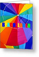 Beach Lover Greeting Card