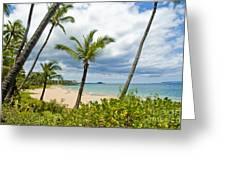 Beach On Maui 23 Greeting Card