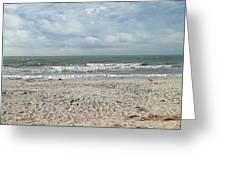 Beach Paradise Greeting Card