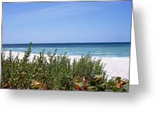 Beach Scene 6 Greeting Card