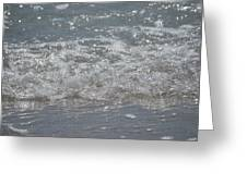 Beach Surf Greeting Card