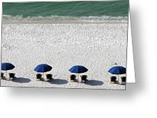 Beach Therapy 2 Greeting Card