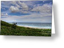 Beach Weather Greeting Card