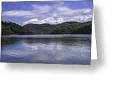 Bear Lake North Carolina Greeting Card