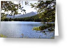Bear Lake Rmnp Greeting Card