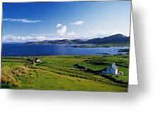 Beara Penninsula, Co Kerry, Ireland Greeting Card