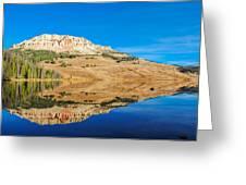 Beartooth Lake Greeting Card