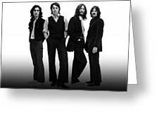 Beatles 1968 Greeting Card