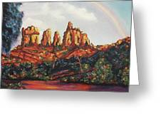 Beautiful Arizona Greeting Card