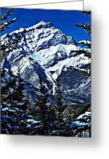 Beautiful Banff Greeting Card
