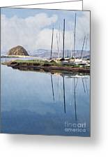 Beautiful Bay Greeting Card
