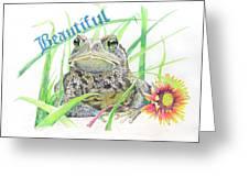 Beautiful Greeting Card