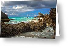 Beautiful Bermuda Greeting Card