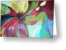 Beautiful Bloom Greeting Card