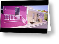 Beautiful Bo Kaap Greeting Card