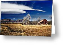 Beautiful Colorado Greeting Card