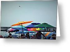 Beautiful Day For The Beach Greeting Card
