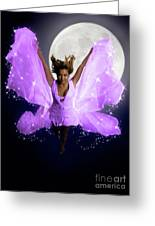 Beautiful Fairy Greeting Card