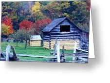 Beautiful Fall Greeting Card