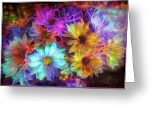 Beautiful Flowers Greeting Card