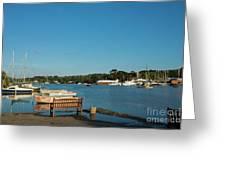 Beautiful Mylor Bridge Greeting Card