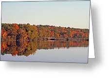 Beautiful Reflections Greeting Card