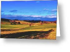 Beautiful Rural Bavaria Greeting Card