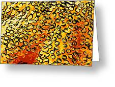 Beautiful Soft Coral 4 Greeting Card by Lanjee Chee