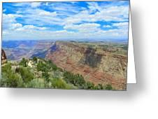 Beautiful View Greeting Card