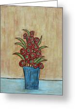 Beauty Grows Greeting Card