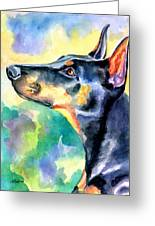 Beauty Greeting Card by Lyn Cook