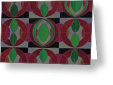 Beauty Of Design Greeting Card
