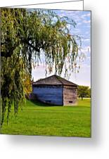 Beauty Of Fort Meigs Greeting Card