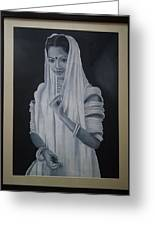 Beauty Of Rajasthan Greeting Card