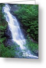 Beaver Brook Mount Moosilauke Greeting Card