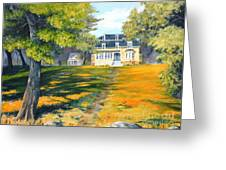 Beaverbrook House Greeting Card