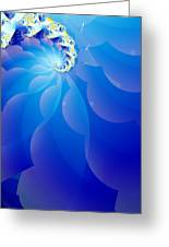 Beckon Greeting Card by Lauren Goia