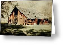 Beckys Barn 1 Greeting Card
